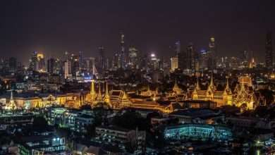 5 Days Itinerary of Things to Reveal in Bangkok