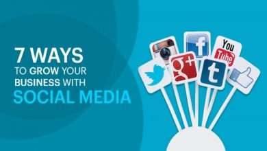 7 ways to grow your brand on Social Media
