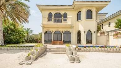 Area Guide to Garden Homes in Palm Jumeirah