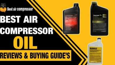 Best air compressor oil that you can buy