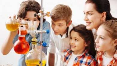 How to make chemistry studying easy and interesting