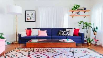 Perfectly Matching Decor to Your Living Room Set
