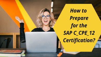 SAP Certification – Overview and Benefits C CPE 12 Exam.png