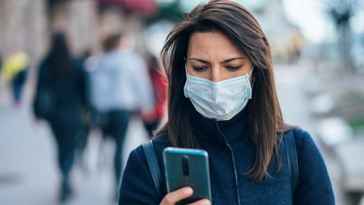 Self Protect and Show Concern Masks and Their Efficiency