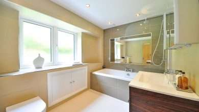 Eye Catchy Bathroom Window Treatments To Play Up With Your Space