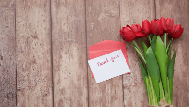 How to Show Appreciation to Ones You Care About
